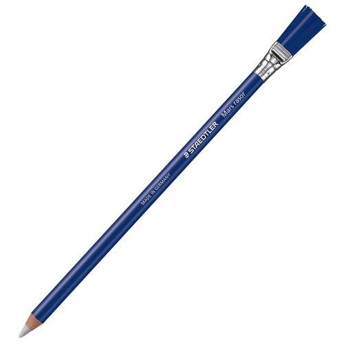 Staedtler Ластик-карандаш Mars rasor синий staedtler ластик rasoplast 526 b20 белый