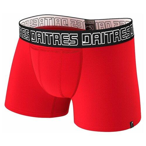 Daitres Трусы боксеры удлиненные с профилированным гульфиком, размер 3XL/58, малиновый