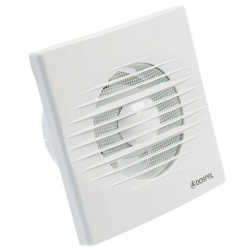 Вытяжной вентилятор Dospel Rico 100 S, белый 15 Вт