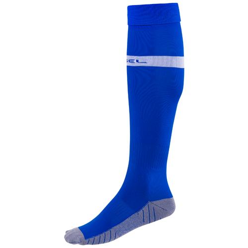 Гетры Jogel размер 32-34, синий/белый