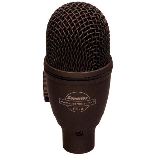 Микрофон Superlux FT4, черный