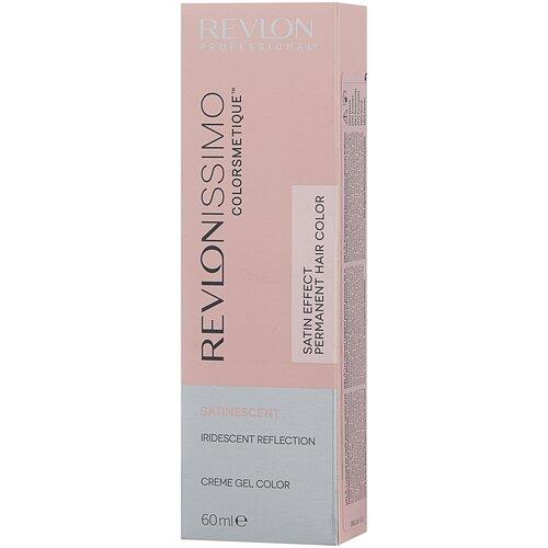 Купить Revlon Professional Revlonissimo Colorsmetique Satinescent стойкая краска для волос, 212 глубокий жемчуг, 60 мл