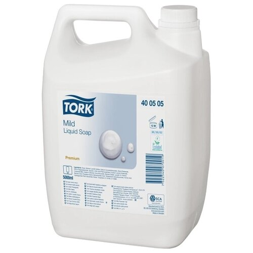 Крем-мыло жидкое TORK Premium, 5 л недорого