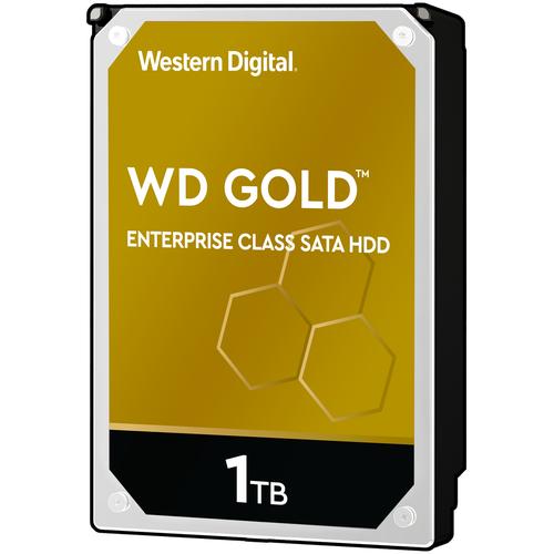 Фото - Жесткий диск Western Digital WD Gold 1 TB WD1005FBYZ жесткий диск western digital gold wd1005fbyz 1tb 3 5 sata iii hdd wd1005fbyz
