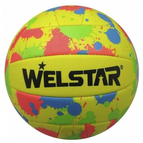 Мяч волейбольный WELSTAR VMPVC4379A р.5