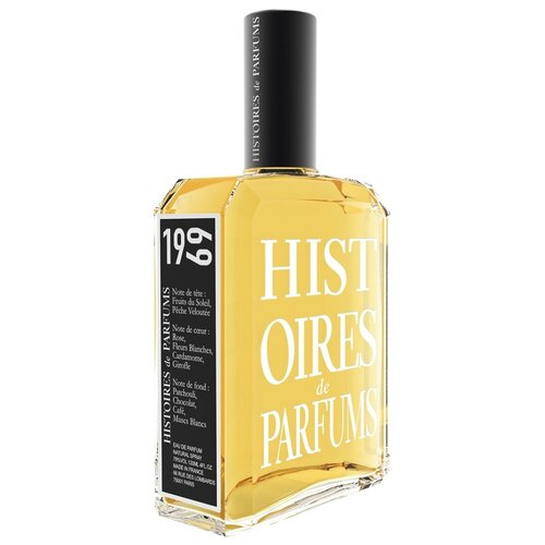 Фото - Парфюмерная вода Histoires de Parfums 1969 Parfum de Revolte, 120 мл парфюмерная вода histoires de parfums 1826 eugenie de montijo 60 мл