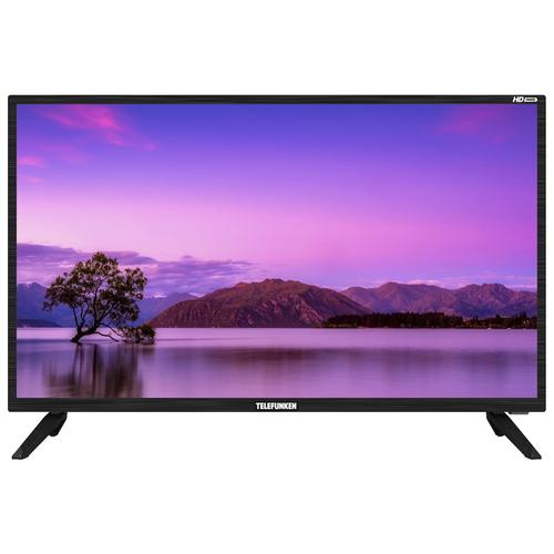 """Телевизор TELEFUNKEN TF-LED32S02T2 31.5"""" (2020) черный"""