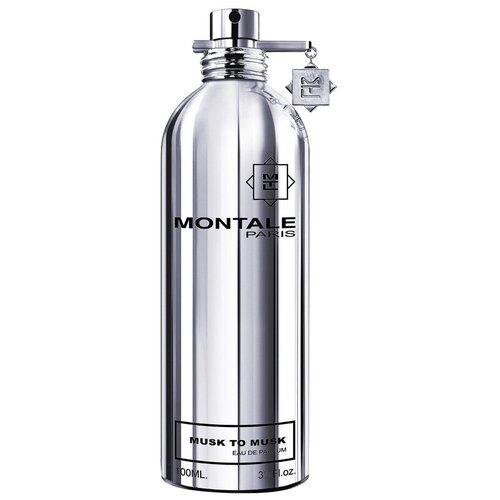 Купить Парфюмерная вода MONTALE Musk to Musk, 100 мл