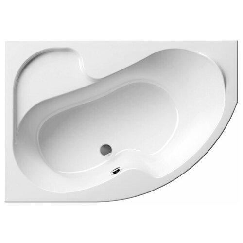 Ванна RAVAK Rosa I 150x105 без гидромассажа акрил угловая левосторонняя ванна ravak asymmetric 150x100 без гидромассажа акрил угловая левосторонняя