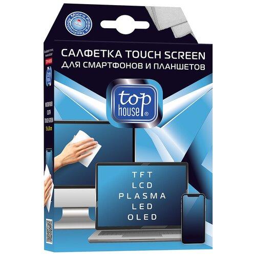 Фото - Top House Touch Screen многоразовая салфетка для экрана algarve top 10