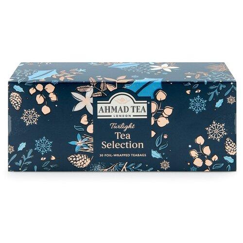 чай черный ahmad tea таинственные сумерки ассорти в пакетиках 30 шт Чай черный Ahmad Tea Таинственные Сумерки ассорти в пакетиках, 30 шт.