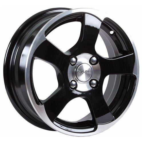 Фото - Колесный диск SKAD Акула 6х16/5х114 D67.1 ET54, 6.3 кг, алмаз колесный диск mak fuoco 5 6 5х16 5х114 3 d66 1 et45 ice titan