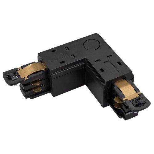 Угловой соединитель Arlight LGD-4TR-CON-L-EXT-BK (D) угловой соединитель arlight lgd 4tr con l ext wh d
