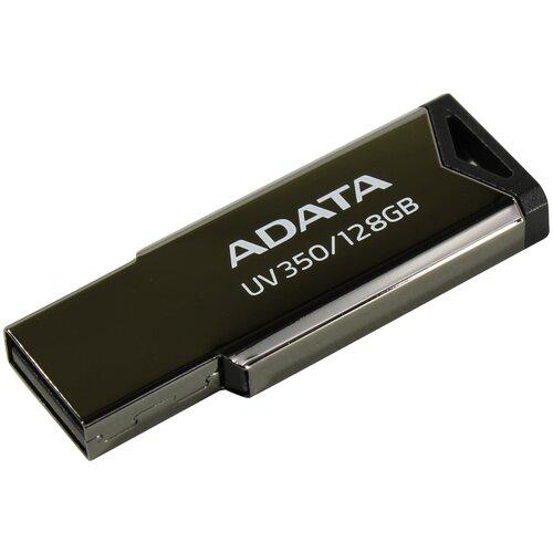 Флешка ADATA UV350 128GB черный