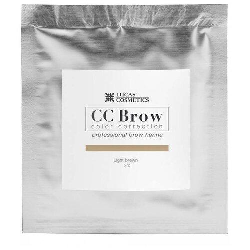 Фото - CC Brow Хна для бровей в саше 5 г light brown cc brow хна для бровей в саше 10 г blonde