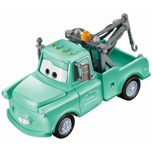 Фото - Легковой автомобиль Mattel Mater Martin (GNY94/GNY96) 1:55, зеленый/фиолетовый легковой автомобиль mattel