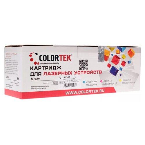 Фото - Картридж Colortek C-FX-10, совместимый картридж uniton fx 10 совместимый