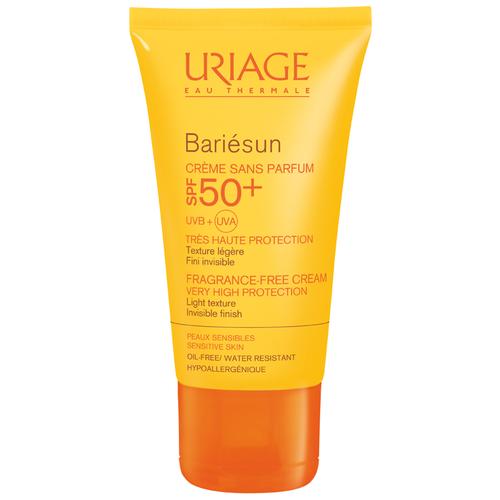 Uriage Bariesan крем солнцезащитный без ароматизаторов SPF 50 50 мл