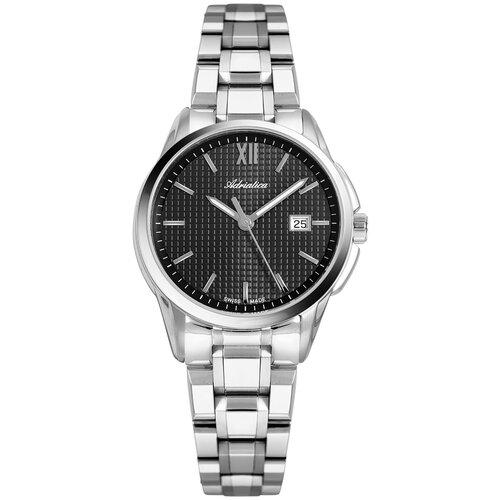 Часы наручные швейцарские женские Adriatica A3190.5166Q часы наручные швейцарские женские adriatica a3188 1111q