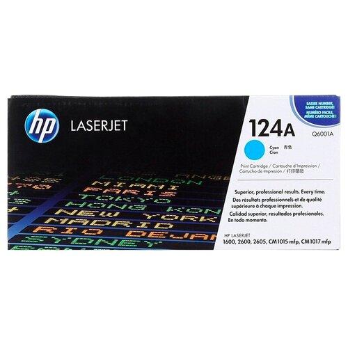 Картридж HP Q6001A