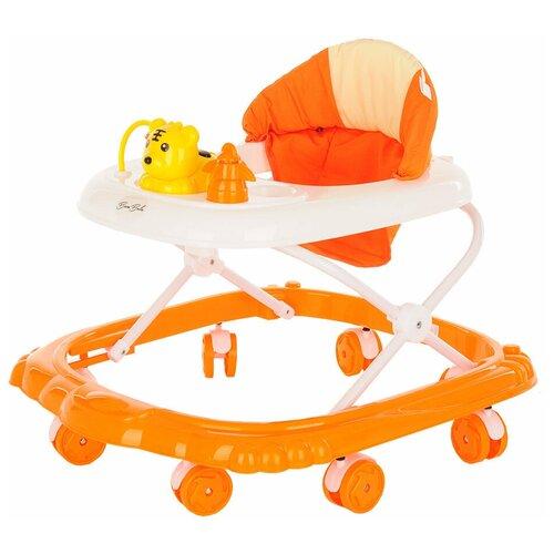 Ходунки Bambola Тигрёнок ORANGE WHITE Оранжевый