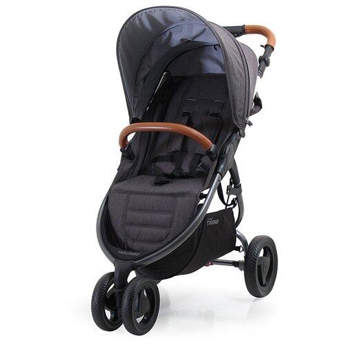 Фото - Прогулочная коляска Valco Baby Snap Trend, charcoal прогулочная коляска valco baby snap trend charcoal