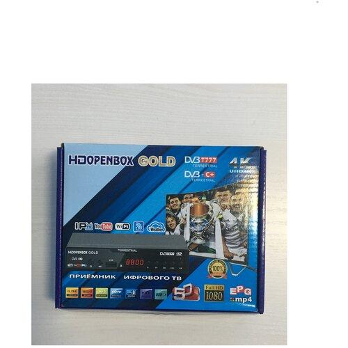 Фото - Цифровой эфирный приемник HDOPENBOX G-T777 цифровой конвертер tp link tl fc111b 20
