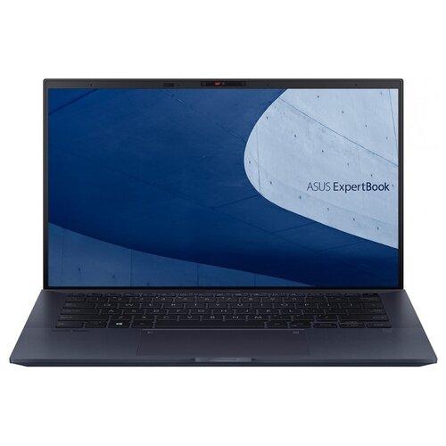 "Ноутбук ASUS ExpertBook B9400CEA-KC0308R (Intel Core i5 1135G7 2400MHz/14""/1920x1080/16GB/512GB SSD/Intel Iris Xe Graphics/Windows 10 Pro) 90NX0SX1-M03660 star black"