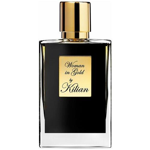 Фото - Парфюмерная вода By Kilian Woman in Gold, 50 мл парфюмерная вода со шкатулкой kilian black phantom 50 мл