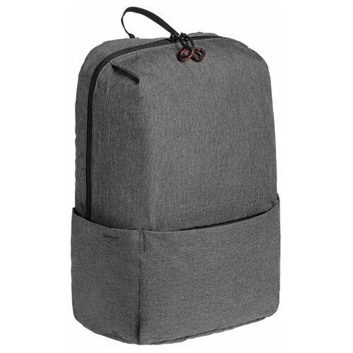 Рюкзак мужской городской серый Burst Locus