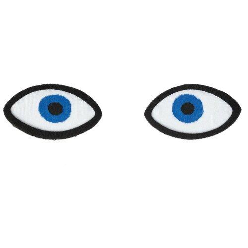 Носки Eye, голубые