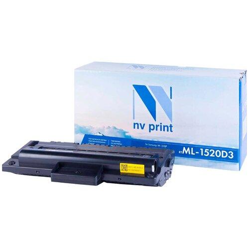 Фото - Картридж NV Print ML-1520D3 для Samsung, совместимый картридж nvp совместимый nv ml 3560db для samsung ml 3560 3561 3561n 3561nd 12000k