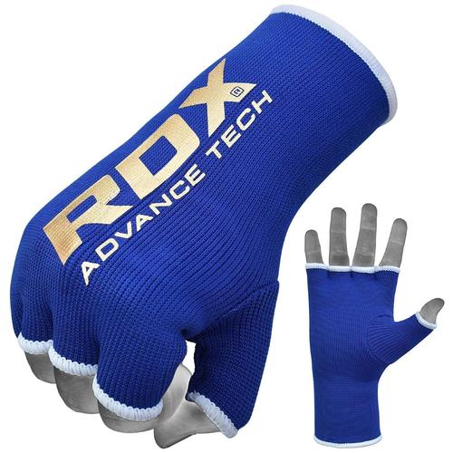 Внутренние перчатки для бокса HYP-ISU BLUE - L