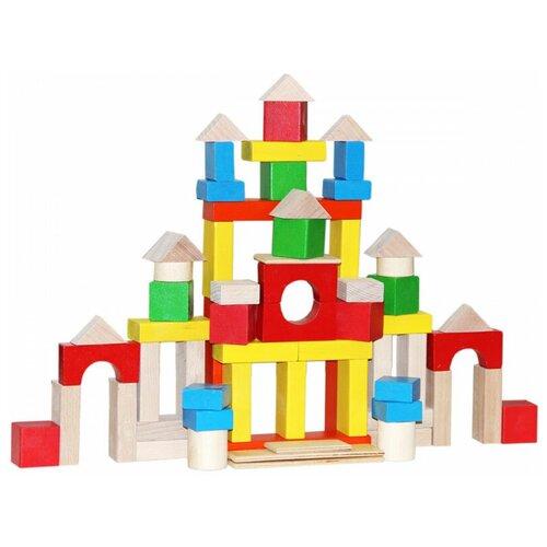Кубики Краснокамская игрушка Строим сами НСК-05