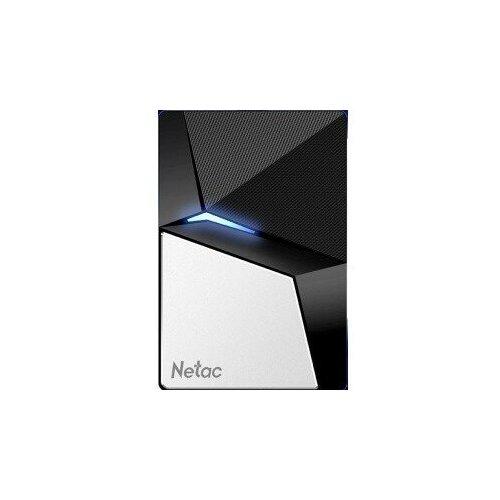 Фото - SSD-накопитель внешний Netac NT01Z7S-480G-32BK 480GB твердотельный накопитель netac z9 1tb nt01z9 001t 32bk