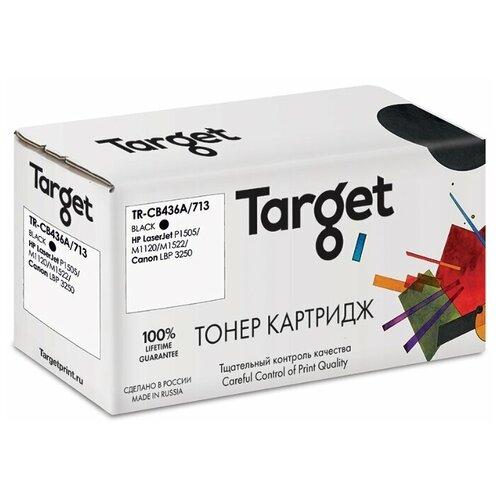 Фото - Картридж Target TR-CB436A/713, совместимый картридж uniton cb436a совместимый