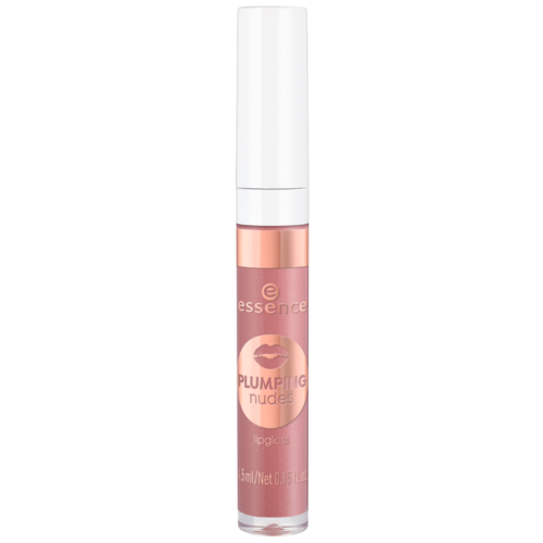 Купить Essence Блеск для губ Plumping Nudes Lipgloss, 03 She's so Extra