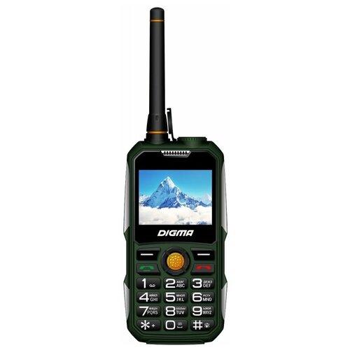 Телефон DIGMA LINX A230WT 2G зеленый
