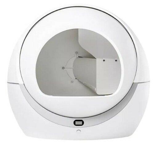 Автоматический кошачий туалет Uniqpet Petree — купить по выгодной цене на Яндекс.Маркете
