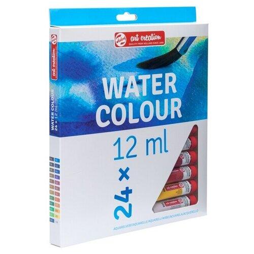 Купить Краски акварельные Art Creation 24цвx12мл, 9022024M, Royal Talens