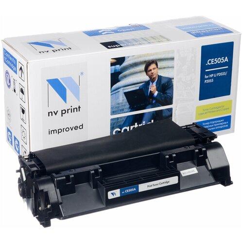 Картридж NV Print CE505A для HP, совместимый