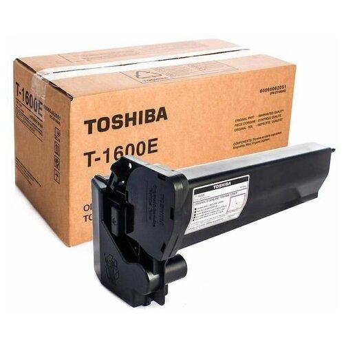 Фото - Картридж Toshiba T-1600E (60066062051) тонер картридж katun для toshiba t 2840e e studio 203 233 283 eu vers туба 675 гр