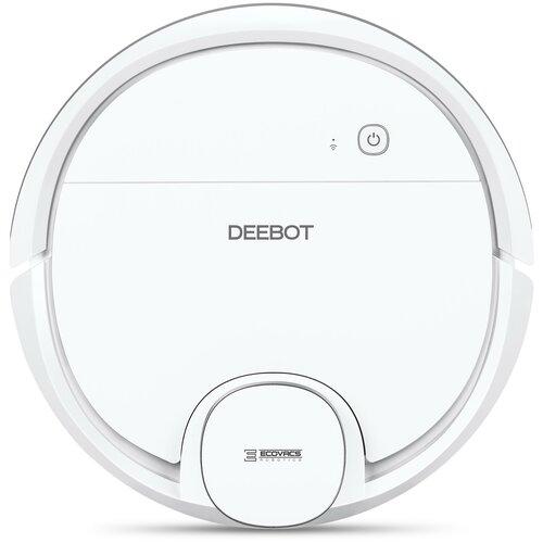Робот-пылесос Ecovacs DeeBot OZMO 900, white