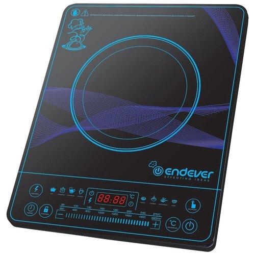 Фото - Электрическая плита ENDEVER SkyLine IP-32 плита электрическая endever skyline dp 45 серебристый закаленное стекло настольная