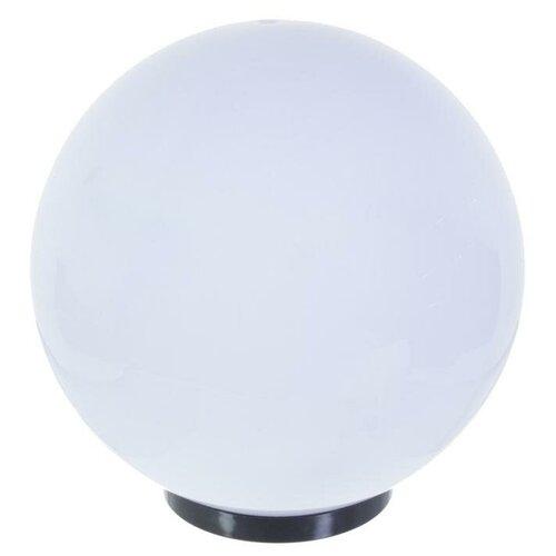 настенные часы apeyron electrics pl 01 023 черный Apeyron Electrics Уличный светильник Шар 11-06 (НТУ 01-100-301)