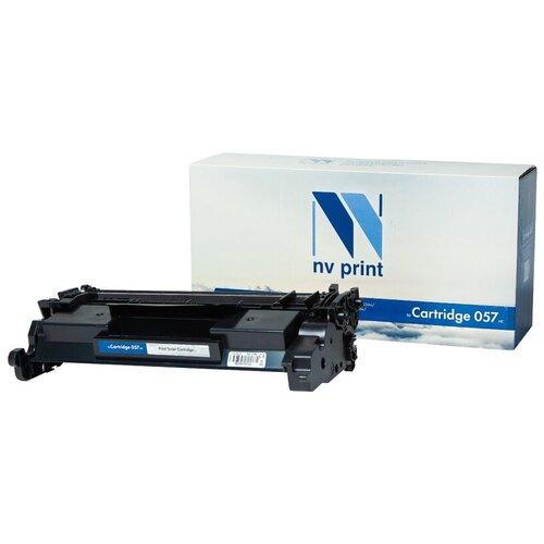 Фото - Картридж NV Print 057NC для Сanon, совместимый картридж nv print c exv14 для сanon совместимый