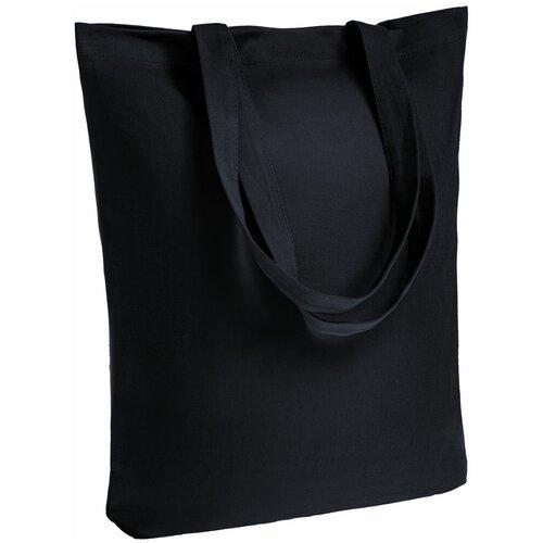 Сумка-шоппер Countryside, черная