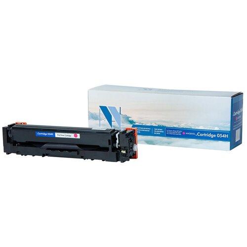 Фото - Картридж NV Print NV-054HM для Canon, совместимый картридж nv print совместимый canon 726 для lbp 6200d 2100k