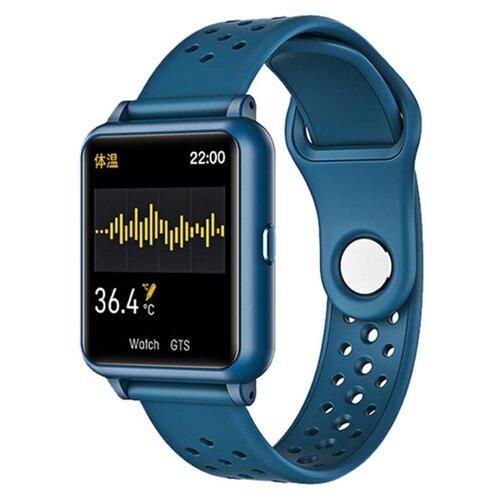 Умные часы GARSline P29, синий