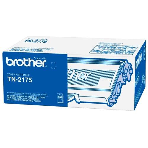 Фото - Картридж Brother TN-2175 картридж uniton tn 2175 совместимый
